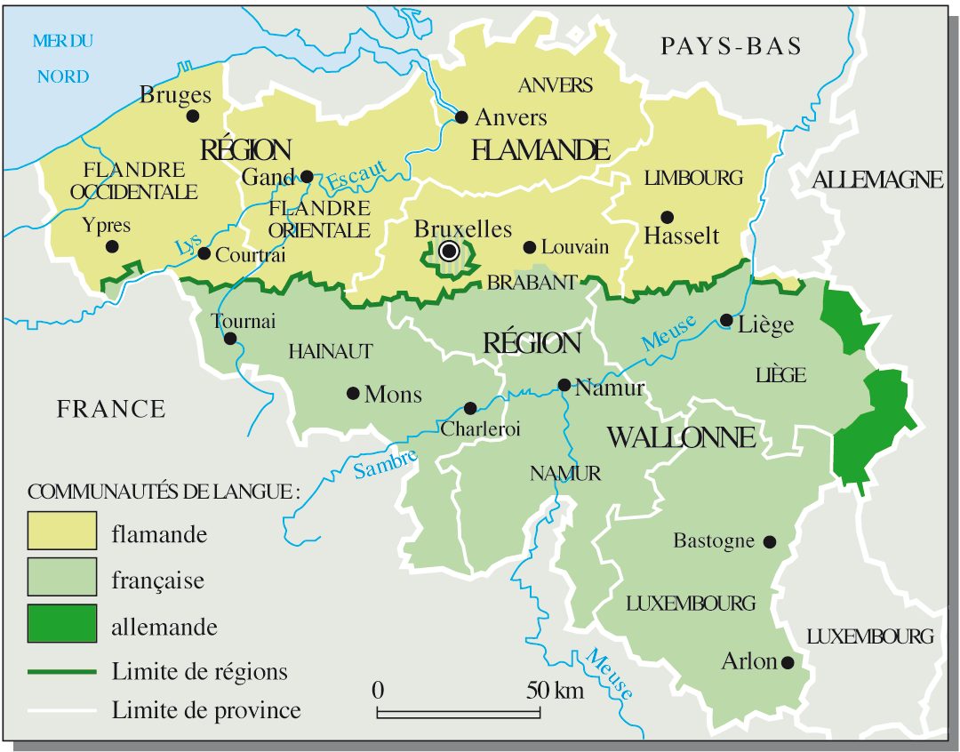 Belgium-language-map